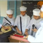 Students performing LIVE Shabad 'Deh Shiva Bar Mohe'