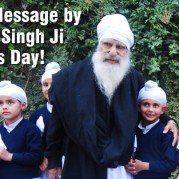 Exclusive Message by Baba Iqbal Singh Ji on Teachers Day!