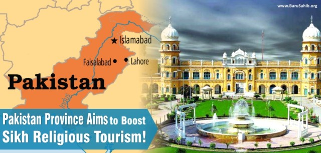Pakistan Province Aims to Boost Sikh Religious Tourism