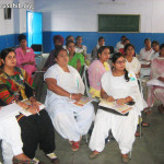 Computer Workshop held at Akal Academy Ratia