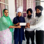 Akal Academy wins an award at Science Exhibition held at Fatehagarh Sahib