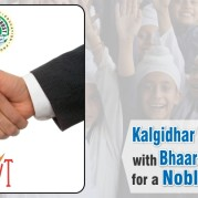 Kalgidhar Trust Joins hands with Bhaarat Welfare Trust for a Noble cause!