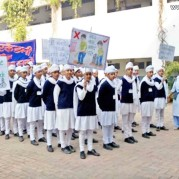 Cleanliness Mission at Akal Academy, Gomptipul!
