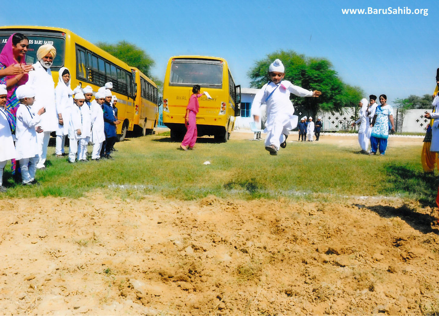 Sports Competition held at Akal Academy Bagha!