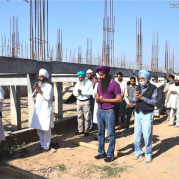 Construction of Akal Academies Heralds the Latest Pre-Stressed & Pre- Cast Concrete Technology!