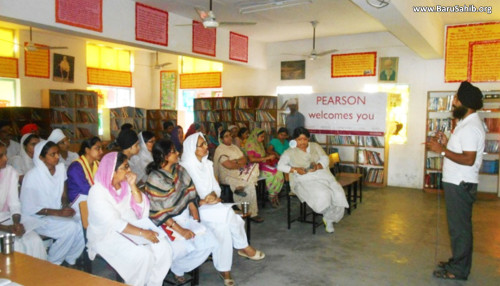 A Two day Social Science Workshop held at Akal Academy Kajri!