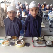 Healthy Tiffin Competition at Akal Academy Theh Kalandar!