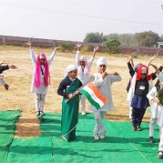 Sports Day in Celebrated Competitive Spirit at Akal Academy, Majri!