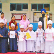 A Warm Gesture of Gratitude by Students of Akal Academy, Dadehar Sahib This Mothers Day!