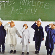 Getting Grip over Self - Confidence, Students of Akal Academy Dhotian participate in Free Talk Sessions!
