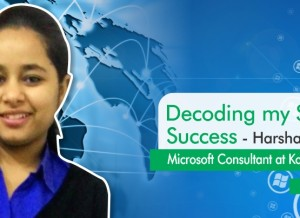 Decoding my Secret to Success- Harshanjeet Kaur, Microsoft Consultant at Koeing Solutions