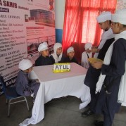 Students of Akal Academy, Bhadaur participated in Gurmat Quiz!