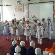 69th Independence Day celebrations at Akal Academy, Mayopatti!
