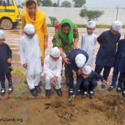 Students of Akal Academy empowers Punjab with a GREEN HOPE!