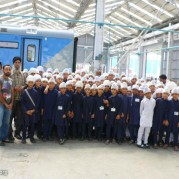 Akal Academy, Mander Dona, conducts an Educational Trip to Rail Coach Factory!