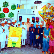 Akal Academy Kajri Holds an Inter House Map Quiz Competition for students!