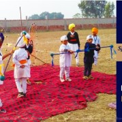 Inter Academy Athletic Championship at Akal Academy, Basarke