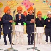 A day in remembrance of the Great Guru!- Akal Academy, Dadehar Sahib