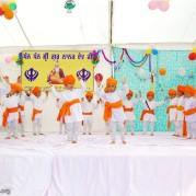 Students of Akal Academy, Bhadaur celebrated Gurpurab with pious and religious sanctity!
