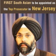Gurbir Singh appointed as the Top Prosecutor in in New Jersey