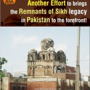 Another Effort to brings the Remnants of Sikh legacy in Pakistan to the forefront!