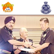 Third-generation Sikh cop is NOW the Chief Police Officer of Kuala Lampur!