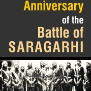 100th anniversary of the Battle of Saragarhi