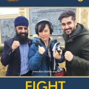 Pardeep Singh Nagra - Ontario Flyweight Amateur Boxing Champion