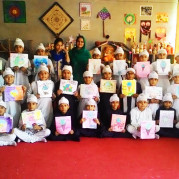 Rural Stars of Akal Academy, Theh Kalander celebrate EARTH DAY!