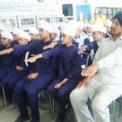 Drug Addiction Awareness Programme at Akal Academy Uddat Saidewala!