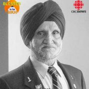 Lt.-Col. Pritam Singh - Man who WON the Right for Sikhs to wear TURBAN in Canadian legions passes away.