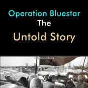 The untold story before Operation Bluestar!