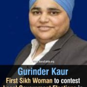 Gurinder Kaur- First Sikh Woman to contest Local Government Elections in Australia