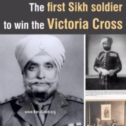 Ishar Singh - The first Sikh soldier to win the Victoria Cross