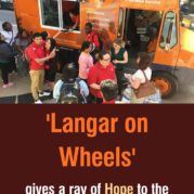 'Langar on Wheels' gives a ray of Hope to the HOMELESS in US