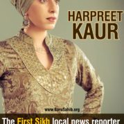 Harpreet Kaur- The First Sikh local news reporter in the Washington, D