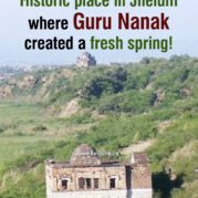 historic-place-in-jhelum-where-guru-nanak-created-a-fresh-spring