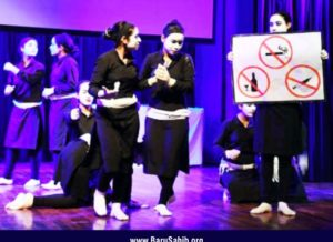 Join the fight against the Drug Menace - Kalgidhar Trust appeals to socie