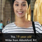 This 19-year-old Writer from Abbotsford, B.C is inspiring people with her blogs on SIKHI