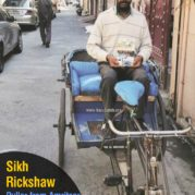 Sikh Rickshaw Puller from Amritsar compiles his encounters with passengers in a BOOK