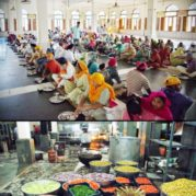 Guru Ka Langar at The Golden Temple will NOW be ORGANIC FREE
