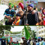 Largest Global Mass Action on Environment by SIKHS