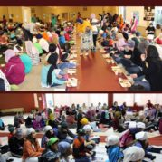 Middle schoolers in Detroit go to the Gurdwara to learn about Sikhi